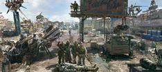 Remembering Fallout 3's Fantastic Concept Art