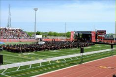 Delaware State University Spring 2014 Commencement