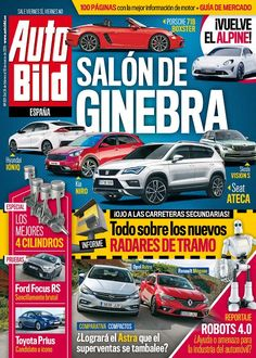 Auto Bild Spain - 26 Febrero 2016