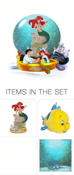 """""""The Little Mermaid"""" by terry-tlc ❤ liked on Polyvore featuring art, disney, artset, polyvoreeditorial and artexpression"""