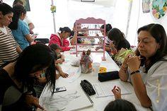 """Nezahualcóyotl, Méx. 15 Junio 2013. La Zona Norte de nuestro estuvo representada en este encuentro cultural por medio de la Casa de Cultura de """"Ciudad Lago""""."""