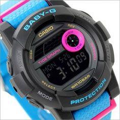BUY Casio Baby-G G-Lide Moon Tide Graph Sport Watch BGD-180-2, BGD180 - Buy Watches Online | CASIO NZ Watches