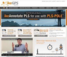 ikeGPS Mobile GIS Devices