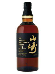 Whisky YAMAZAKI 18 ans 43% - La Maison du Whisky
