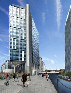 Paddington Hammersmith and City Line station over-development.