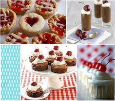 Summer Garden Party Menu Ideas | Cherry Party Ideas | Cherry Themed Party | Thoughtfully Simple