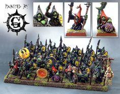 Night Goblins from paintedbyg