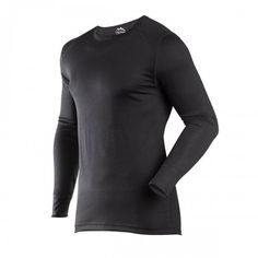 Indera Heavyweight Cotton Knit Thermal Long Underwear Shirt ...