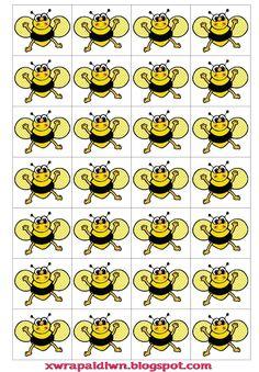 """""""Ταξίδι στη Χώρα...των Παιδιών!"""": Μελισσο...παιχνίδια!"""