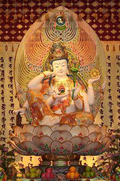 Quan The am Bo Tat Kwanyin Guanyin Buddha Bodh by kwanyinbuddha on deviantART