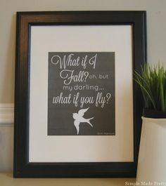 Inspiration for Your Workspace - Free Printable Wall Art