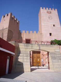 Valencia Fachada del Castillo de Bétera