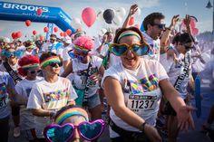 #colorrun a Marina di Pietrasanta 26 luglio 2014