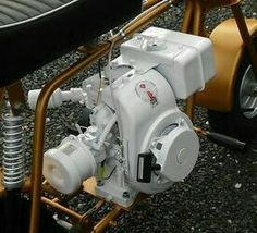 MINIBIKE WITH TECUMSEH ENGINE