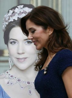 PRİNCESS MARY VİSİT TO RUSSİA-