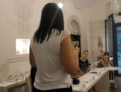 Our Perfume Tasting with @soleyogaholiday and @eatpraymoveyoga