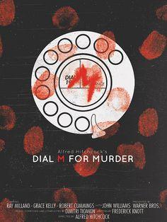 Dial M for Murder by ecsuecsu