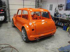 Super orange mini build.