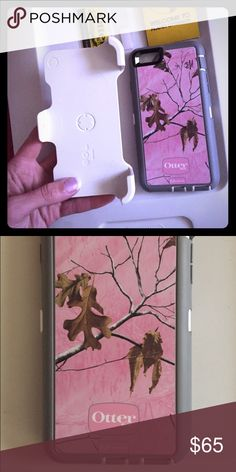 💕New Otter Box in Pink💕IPhone6/6s Never used iPhone6 otter box, a very pretty style to protect your beautiful IPhone 😍💕👯 very important to have one of these IMO TV is 85 OtterBox Accessories Phone Cases