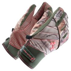 b8d2297e7b1 Under Armour® Camo Flex Gloves for Ladies