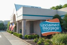 Where does all the lost and found bags in airports go? ... The Unclaimed Baggage Center