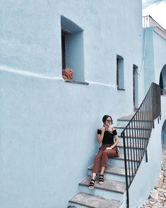 "Sardinia ""B l u e 🌀 Sardinia Italy, Travel, Instagram, Viajes, Trips, Traveling, Tourism, Vacations"