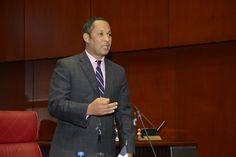 Senado niega la existencia de un plan para escoger a Roberto Rosario en la JCE