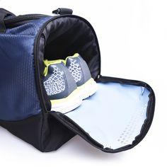 ddff2e69bd944 Torba sportowa o dużej pojemności wysokiej jakości Czarna torba sportowa  fitness Wodoodporna torba podróżna o dużej