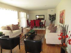 1431 Sunnycrest Dr Fullerton, CA 92835 Living room.