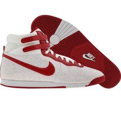 Nike Womens Aerofit High (white   varsity red   black) 324849-161 -  59.99 8d72c12c0552