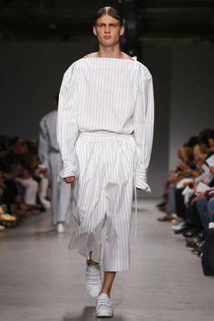 Juun J. Menswear Spring Summer 2015 Paris