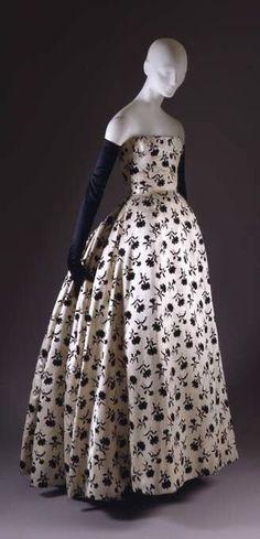 Odette Christian Dior F/W 1953