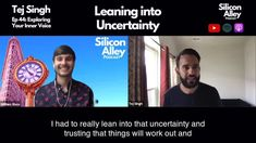 Lean into uncertainty and don't be afraid to break the golden handcuffs. Tej talks about the fear of leaving his job and how in the end it wasn't so bad... What have you been afraid to do? #leanin #uncertainty #goldenhandcuffs #entrepreneurship #business #jobsecurity #quitting #nomoreboss #destiny #journey #startupjourney #lifejourney #carveyourownpath #tejsingh #growthlab #siliconalley #risktaker #riskybusiness #boss #freedom #jobsecurity Personal Finance App, Technology Consulting, Account Executive, Risky Business, Job Security, Dont Be Afraid, Financial Goals, Good Advice, Entrepreneurship