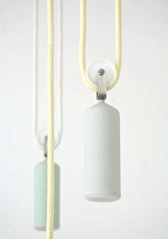 Porcelain Lamp | WM / DESIGN STUDIO