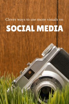 Clever ways to use more visuals on social media. Are you creating your Pinterest graphic and pinning it? How about embedding each pin on your blog post? More tips here >> http://blog.hubspot.com/marketing/visual-content-social-media-tips