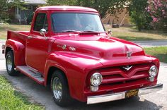 old chevy trucks Vintage Pickup Trucks, Classic Pickup Trucks, Old Ford Trucks, Farm Trucks, Cool Trucks, Lifted Trucks, Antique Trucks, Toyota Trucks, Lifted Ford
