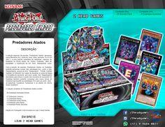 Yu-Gi-Oh! Pacote Especial - Predadores Alados
