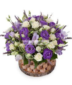 Загородная жизнь http://www.sendflowers.ru/rus/flowers/ac792.html
