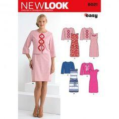 New Look Womens dress & jacket. New Look Easy 6021 (10,12,14,16,18,20,22) $5.35