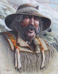 mountain man  and fur trade