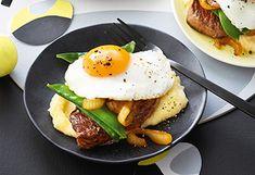 Die Fleischteile vom Rind | Frisch Gekocht Top 10 Desserts, Porterhouse Steak, Wiener Schnitzel, Low Carb, Eggs, Beef, Breakfast, Food, Iphone