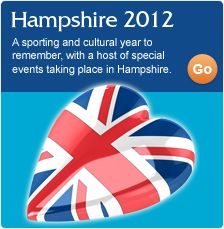 2012 is a year of inspiration and celebration in Hampshire