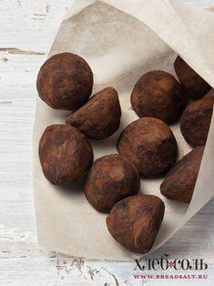"""Шоколадный трюфели """"Какао-Мечта"""""""