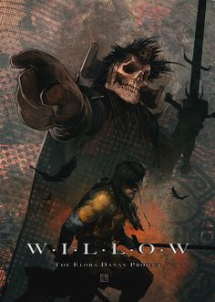 Willow - movie poster