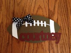 Cheer/cheerleading/football locker signs, decorations.