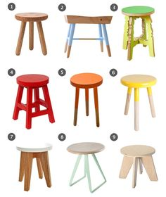 The Perfect Stool | Little Gatherer