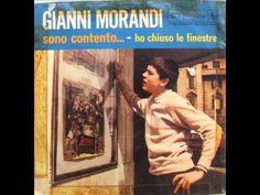 GIANNI MORANDI SONO CONTENTO 1963 - YouTube