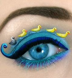 L'eye art petits canards