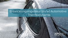 +++ Job der Woche +++ FASZINATION AUTOMOBIL! Ihre Leidenschaft wollten Sie schon immer zum zentralen Bestandteil ihrer täglichen Arbeit machen? Dann starten Sie jetzt durch als Entwicklungsingenieur (m/w) Automotive - Thermodynamik. mailto: simon.krause@xpsnet.de #xpsnet #xpsjob #automotive #thermodynamik