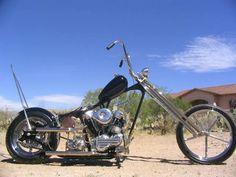 Gorgeous Harley Davidson Chopper